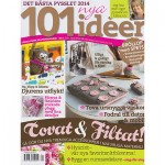 101 Nya Idéer - nr 1 2014