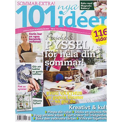 101 Nya Idéer - nr 2 2012