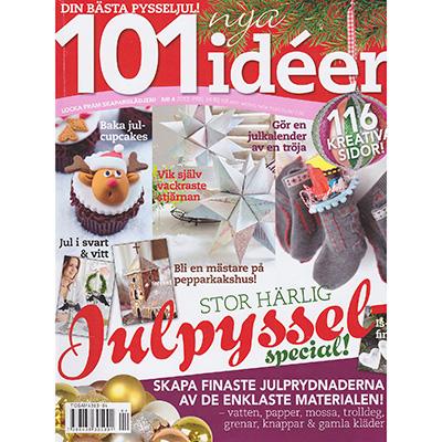 101 Nya Idéer - nr 4 2013