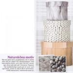 Dekorerade askar med designpapper från Make & Create