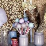 Träkulor och sugrör från Make & Create