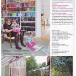 Bibliotek, lusthus, växthus & trädgård