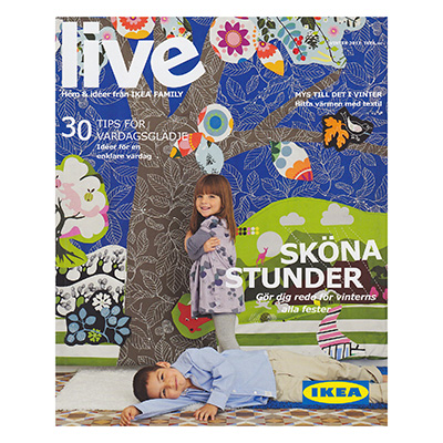 Ikea Family Live - vintern 2012