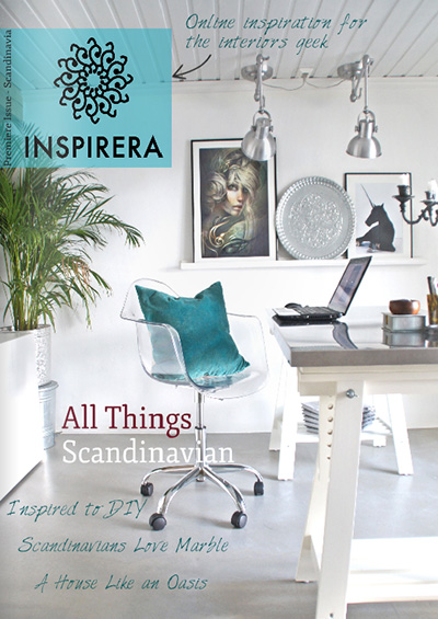 Inspirera, maj 2014