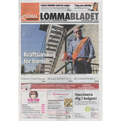 Lommabladet - 2 okt 2013