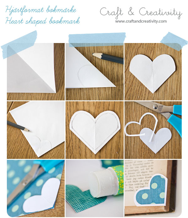 Dagens pyssel bokmrken craft of the day bookmarks craft you solutioingenieria Image collections