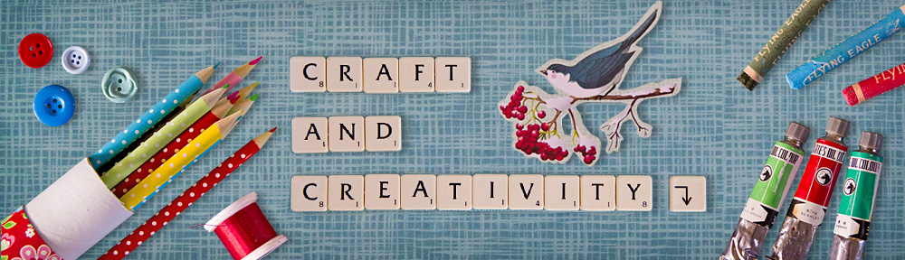 Craft & Creativity – Pyssel & DIY