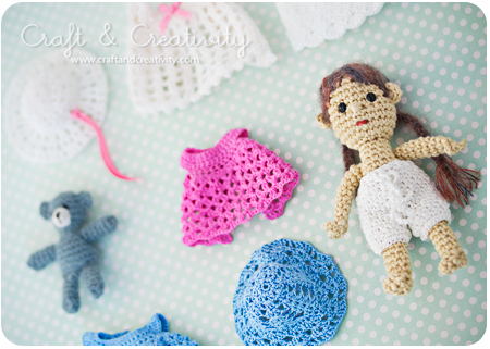 How To Make Crochet Amigurumi Patterns : CROCHET SMALL DOLL BLANKET Only New Crochet Patterns