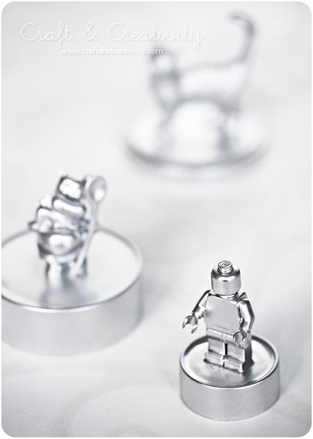 sprayfärg silver blank
