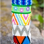 Perler Bracelets - by Craft & Creativity