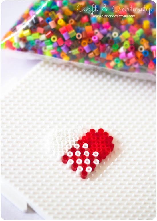 Perler Beads Craft Creativity Pyssel Diy