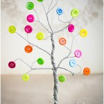 Button tree - by Craft &amp; Creativity