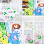 Cross stitch with beads - by Craft &amp; Creativity