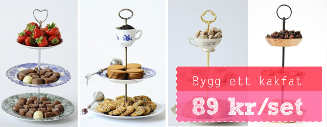 Bygg ditt eget kakfat - Make &amp; Create