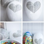 Easter egg make-over - by Craft & Creativity