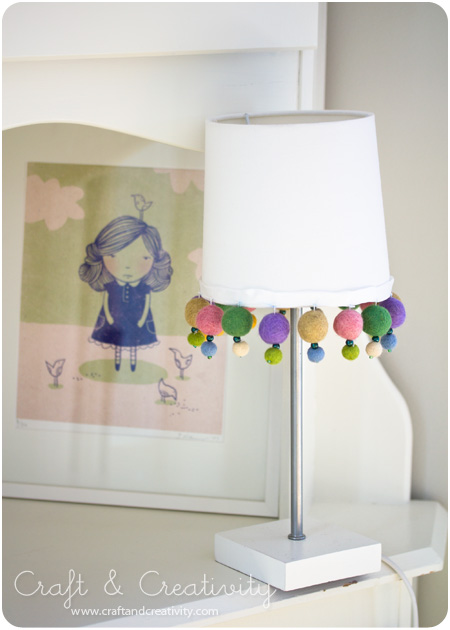 Pimped lampshades - by Craft & Creativity