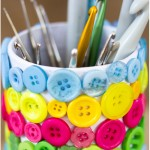 Crochet hook holder - by Craft &amp; Creativity