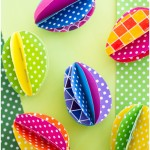 Paper eggs - by Craft &amp; Creativity