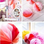 DIY Honeycomb paper ball - by Craft &amp; Creativity