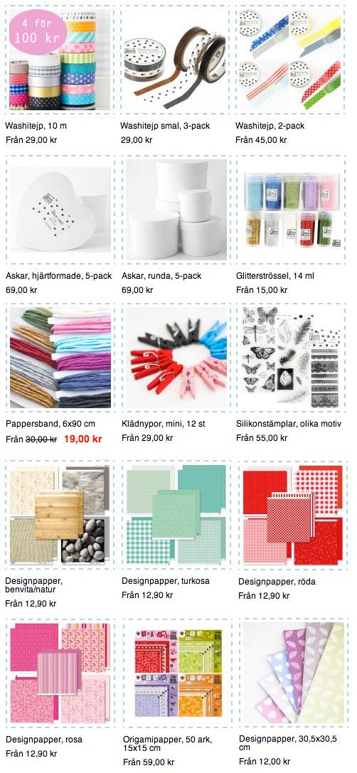 Make & Create - Nyheter