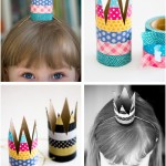 Simple birthday crowns - by Craft &amp; Creativity