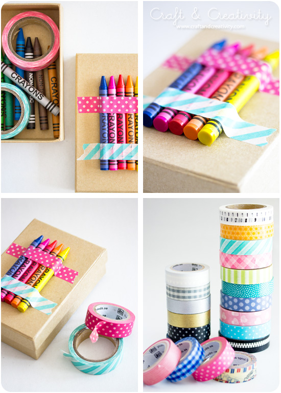 Crafty gift idea - by Craft & Creativity