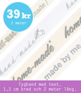 Make & Create - Tygband
