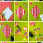 Pappersdrake / Paper Kite - by Craft & Creativity