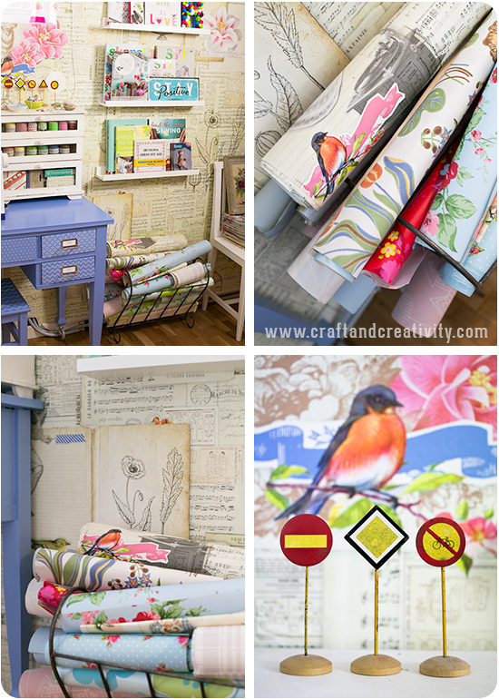 My Sewing Space - by Craft & Creativity