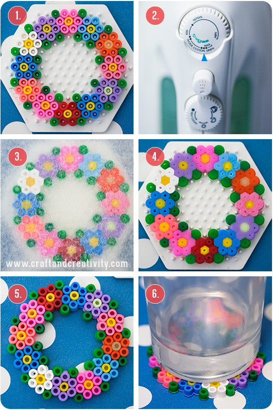 Hama bead ideas - by Craft & Creativity