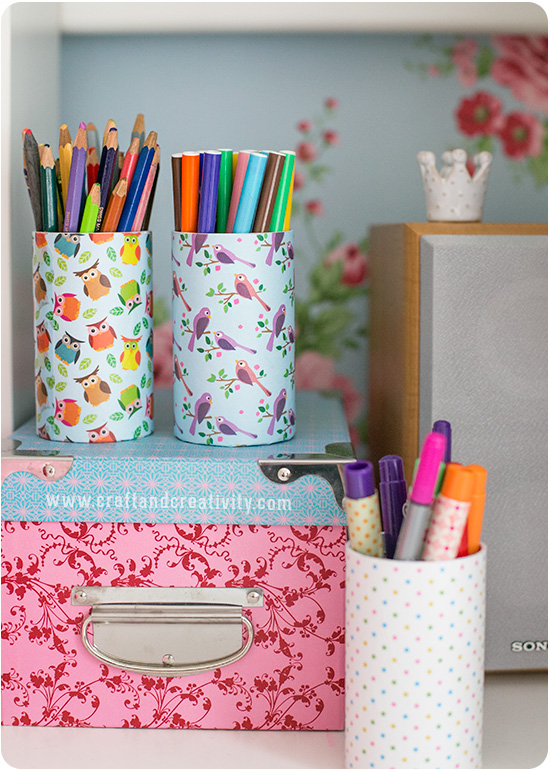 Washi paper & self adhesive fabric - Craft & Creativity