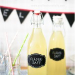 Elderflower cordial & labels - by Craft & Creativity