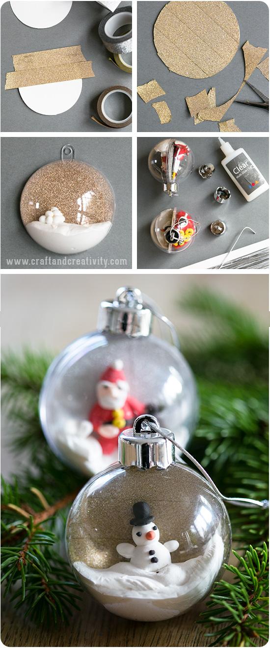 Christmas fun with Silk Clay - by Craft & Creativity