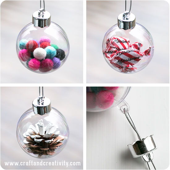 Christmas fun with Silk Clay - by Craft & Creativity