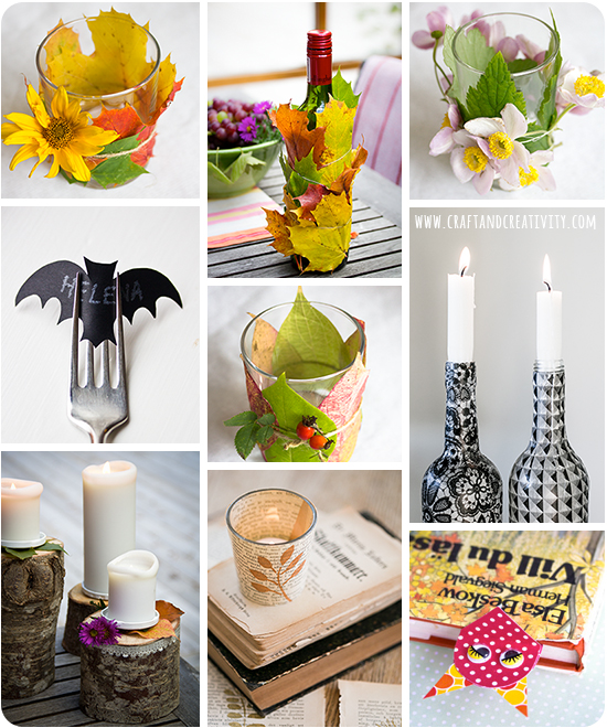 Autumn Crafts - by Craft & Creativity