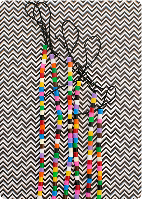 Halsband med nabbipärlor av Craft & Creativity