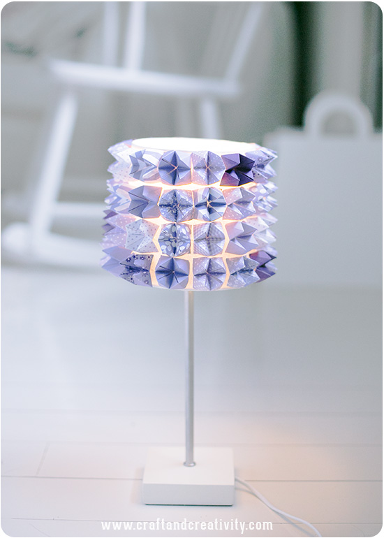 DIY Fortune teller lampe - par Craft & Créativité